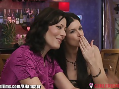 India Summer and Zoey..