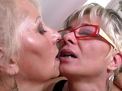 Flawless mature mothers at..